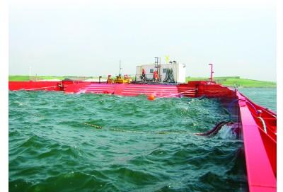 Pembangkit Listrik Tenaga Gelombang Laut Tanpa Bahan Bakar Fosil  dan Ramah Lingkungan