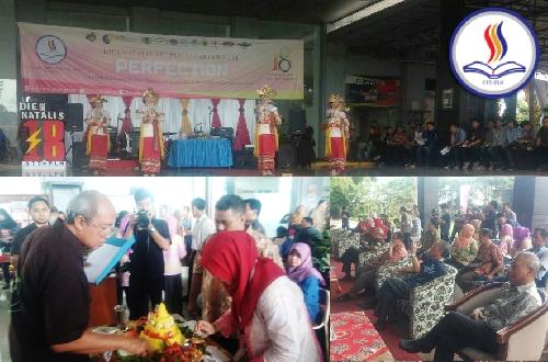Dies Natalis ke-18 Sekolah Tinggi Teknik PLN (STT - PLN) Jakarta
