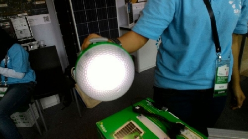 Inovasi Lampu Untuk Nelayan