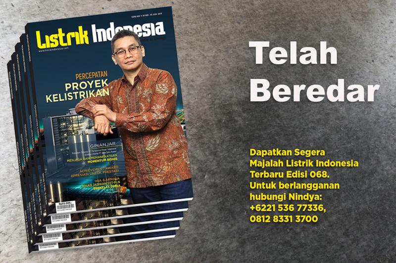 Telah Beredar! Dapatkan Majalah Listrik Indonesia Edisi Terbaru!