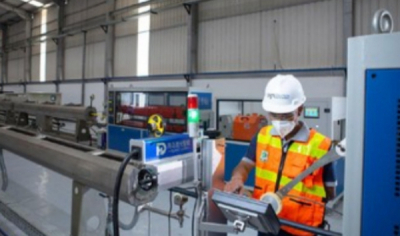 Efisiensi Pembangunan Jargas, PGN Bangun Pabrik Pipa