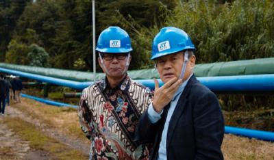 IKPT Tambah Portofoilio di Proyek Pembangkit Energi Terbarukan