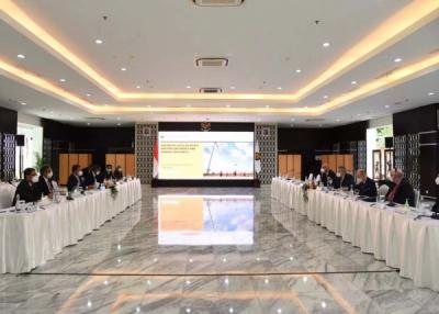 Menteri ESDM Tegaskan Komitmen Indonesia Menuju Netral Karbon