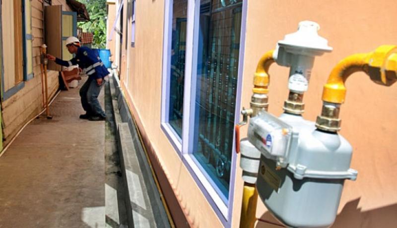 Pertamina Tuntaskan Jaringan Gas Rumah Tangga (Jargas) 90%