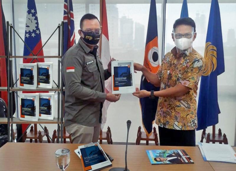 PII Gandeng MLI Terbitkan Buku Rekomendasi Keinsinyuran Hadapi Pandemi