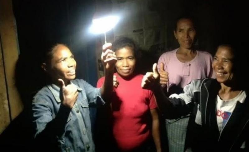 PLN Terangi 5 Distrik di Asmat Papua