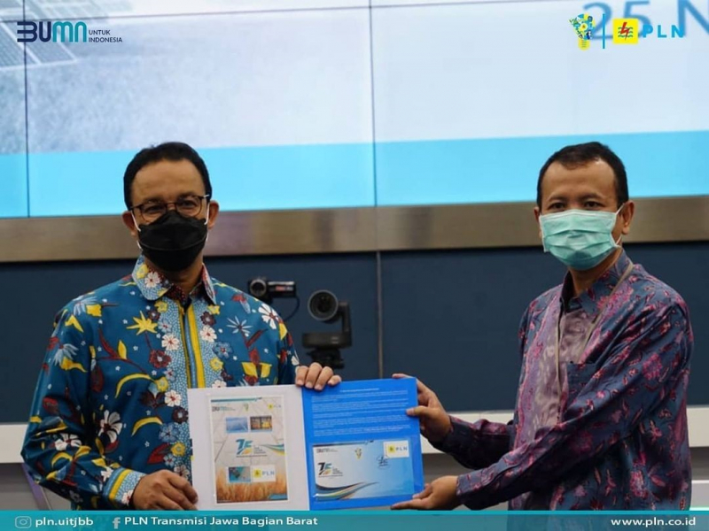 PLTS Hybrid Kado Pemprov DKI Jakarta untuk Pulau Sebira